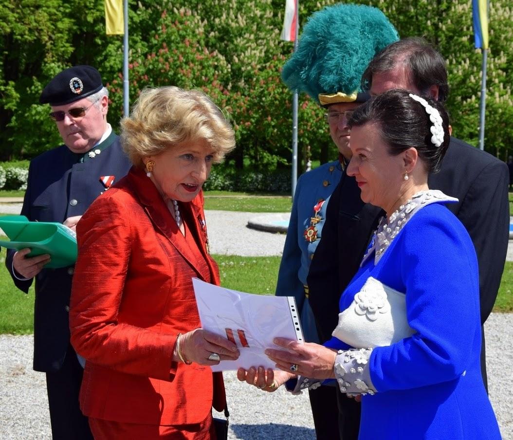 13-Gedenktag 300. Geb. K. Maria Theresia Wr Neustadt Teil 2 06.05.17