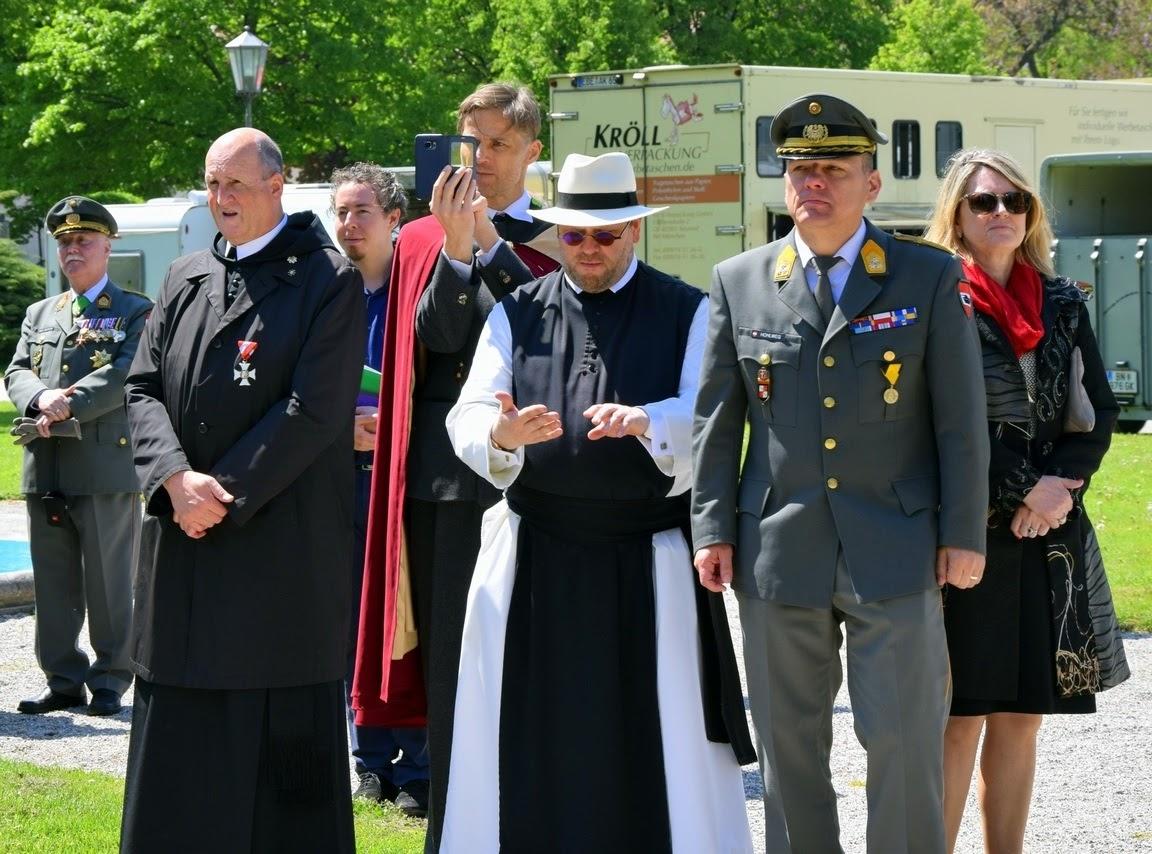 31-Gedenktag 300. Geb. K. Maria Theresia Wr Neustadt Teil 2 06.05.17
