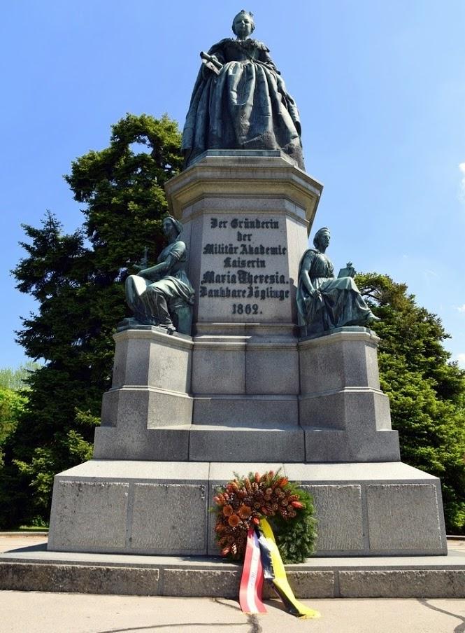 32-Gedenktag 300. Geb. K. Maria Theresia Wr Neustadt Teil 2 06.05.17
