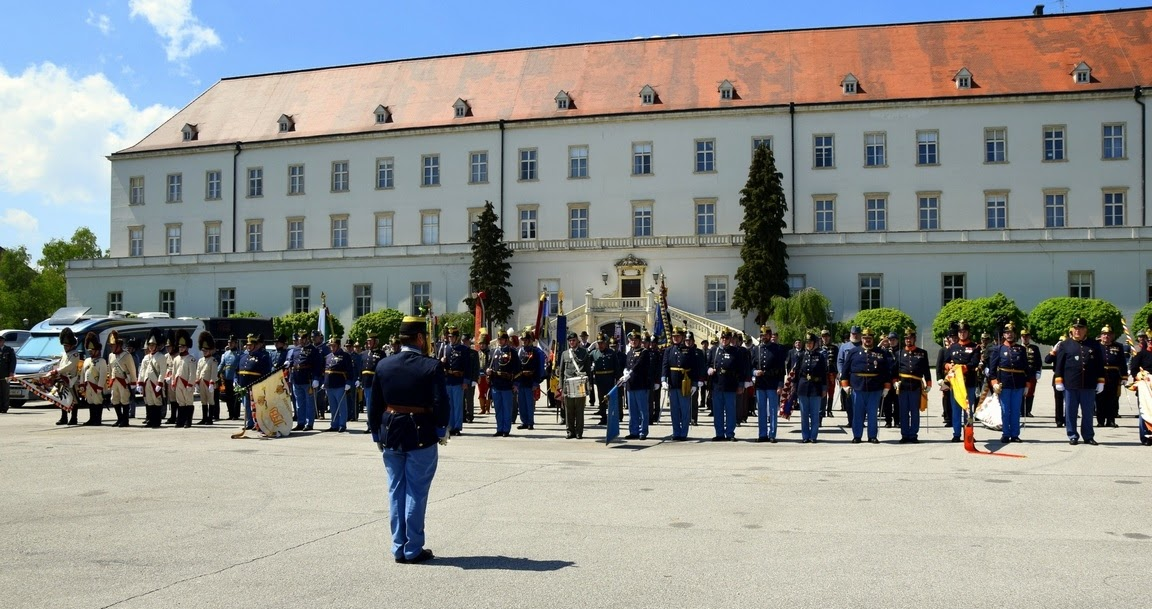 34-Gedenktag 300. Geb. K. Maria Theresia Wr Neustadt Teil 2 06.05.17