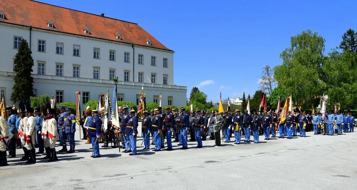 37-Gedenktag 300. Geb. K. Maria Theresia Wr Neustadt Teil 2 06.05.17