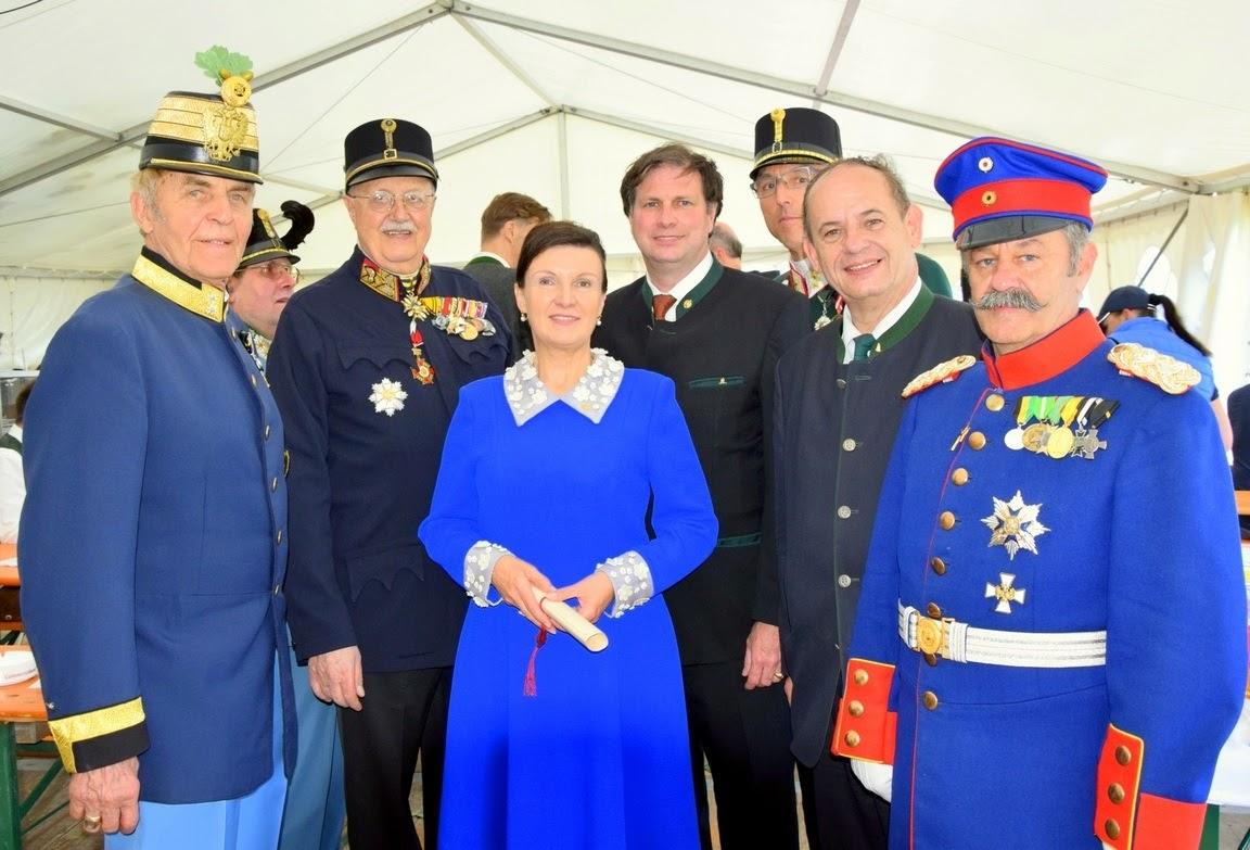 76-Gedenktag 300. Geb. K. Maria Theresia Wr Neustadt Teil 2 06.05.17